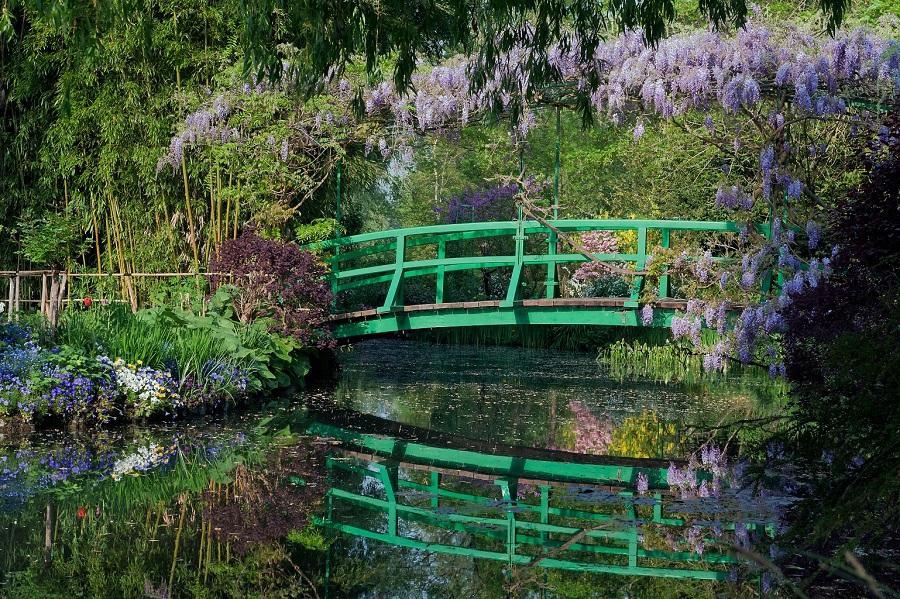 Jardin d'eau Maison Monet Giverny