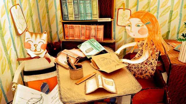 myst re carton ville de olivia paroldi exposition que faire paris. Black Bedroom Furniture Sets. Home Design Ideas