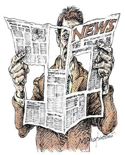 Le Dessin de presse dans tous ses Etats.