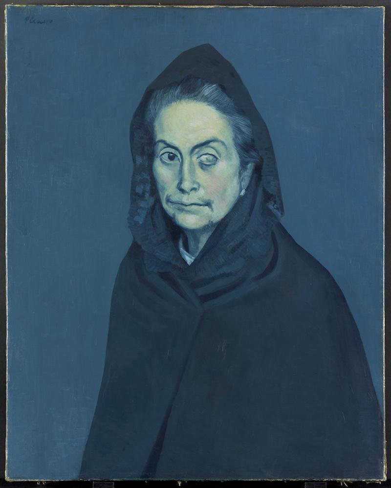La Célestine Huile sur toile, 74,5 x 58,5 cm Paris, Musée national Picasso-Paris