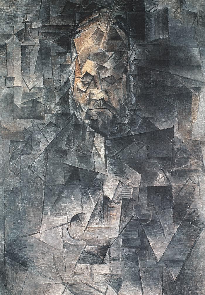 Portrait d'Amboise Vollard