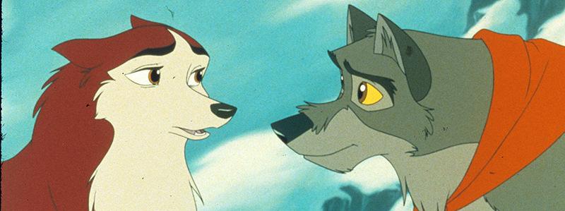 Balto, chien-loup héros des neiges