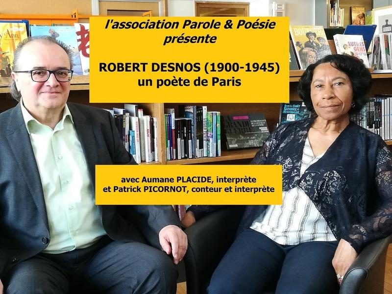 Aumane Placide et Patrick Picornot