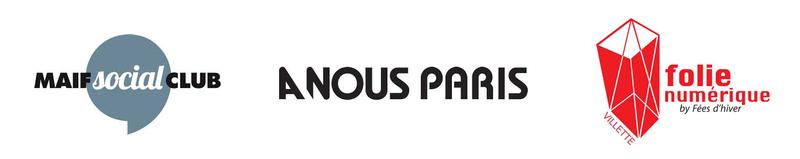 Logos partenaires Numok