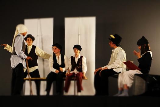Théâtre [15/18 ans]