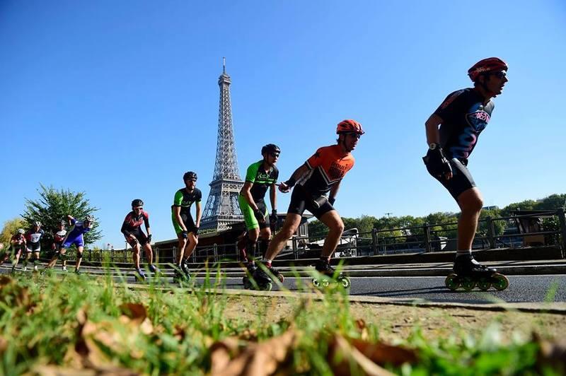 Paris Roller Marathon
