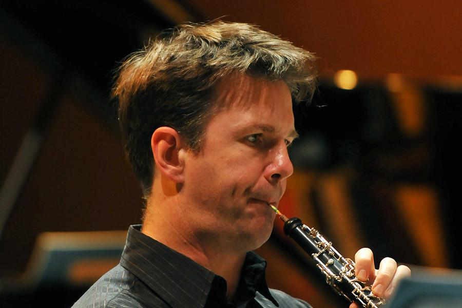 Voix et hautbois, avec Philippe Grauvogel (EIC) |