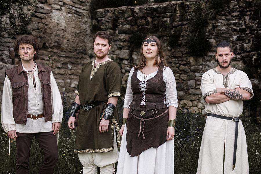 Concert Folk metal : Fenrir |