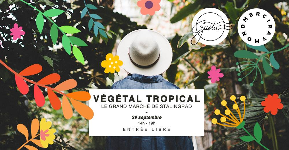 Vegetal tropical