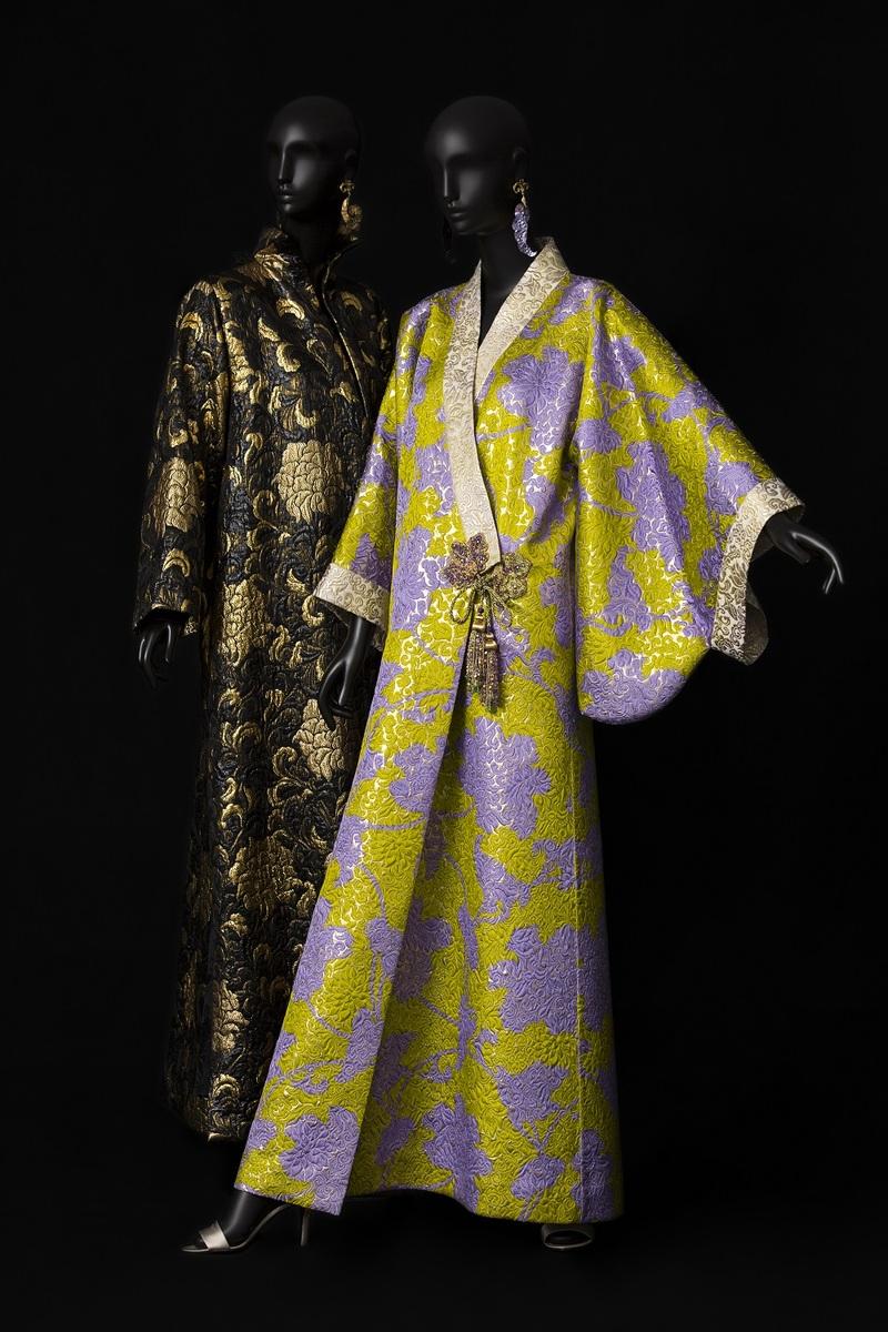 15 - Ensembles de soir, collection haute couture automne-hiver 1994 Musée Yves Saint Laurent Paris