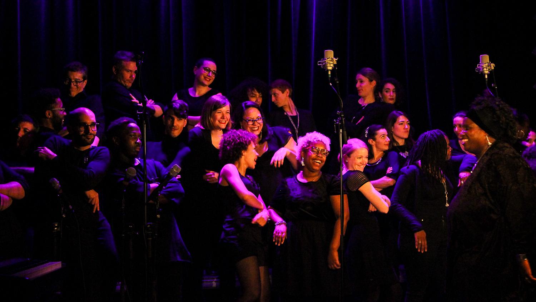 Concert d'Inside Voices Paris  
