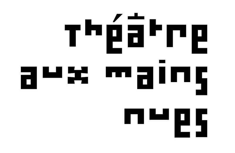 Logo Théâtre aux mains nues