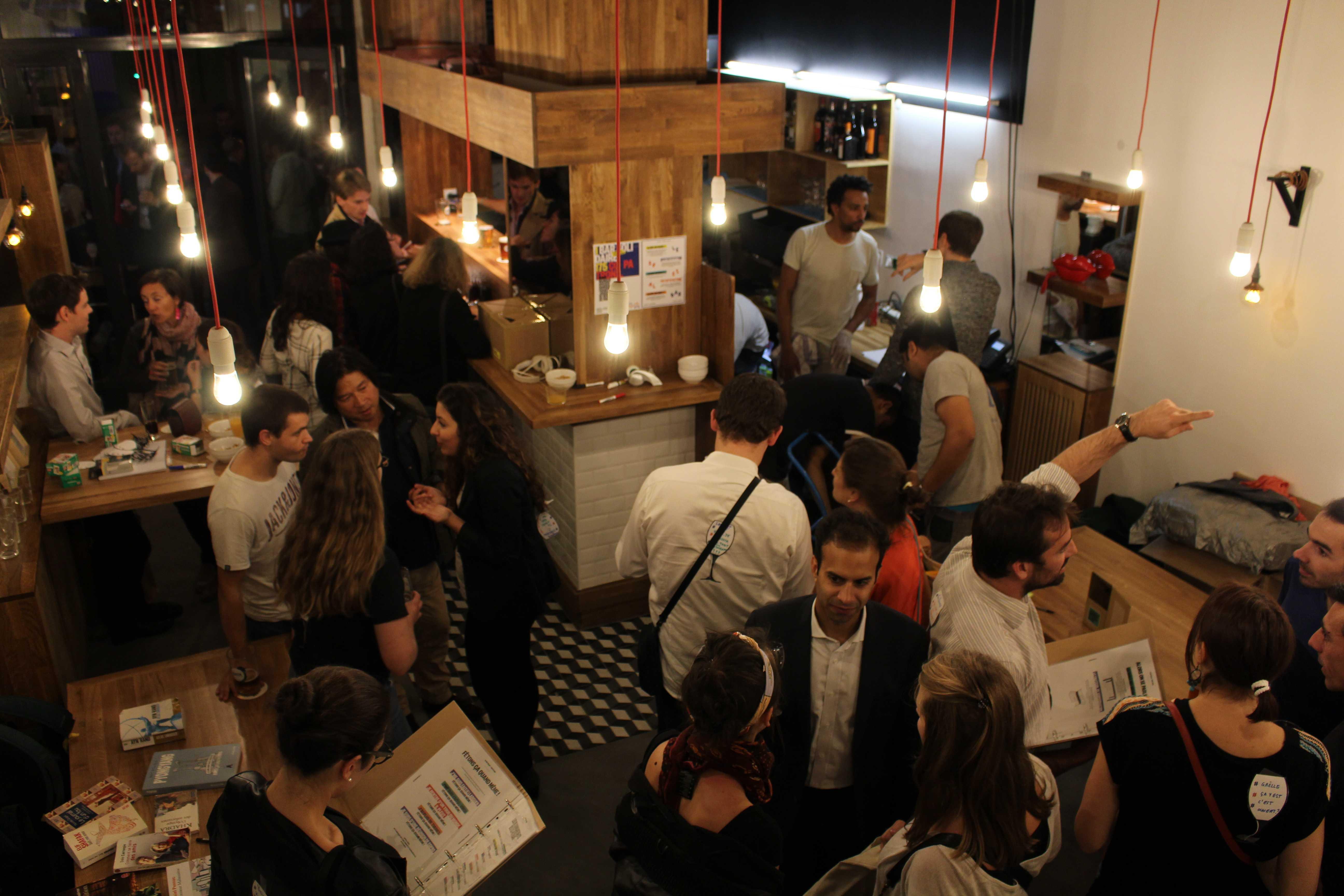 Photo du social bar
