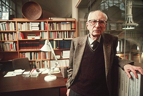Évocation de la figure de Claude Lévi-Strauss |