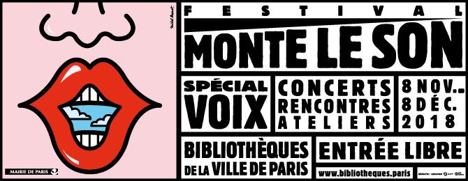 Festival Monte le son - Vagabondages  
