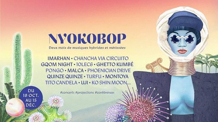 Le Festival Nyokobop au Hasard Ludique