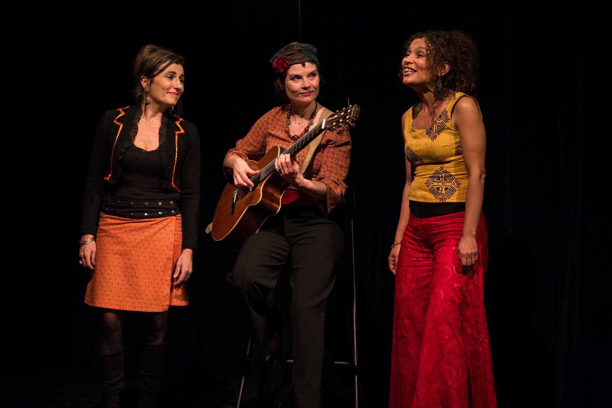 Concert du Quartet buccal |
