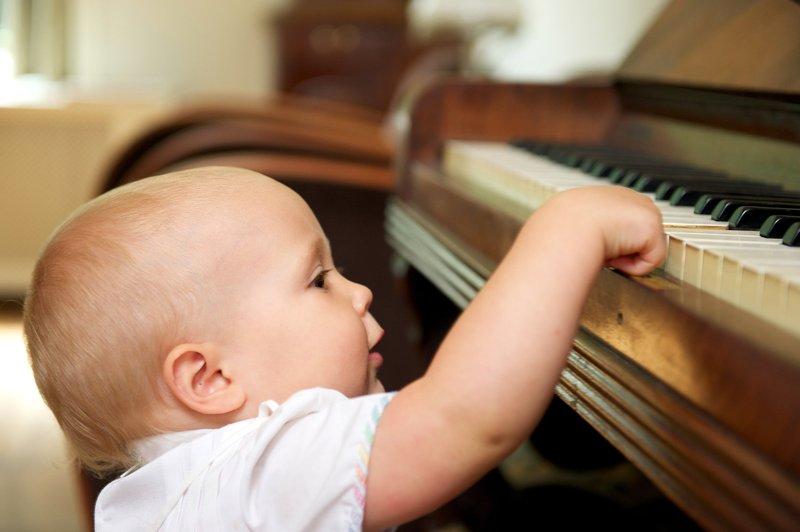 éveil musical pour les bébés