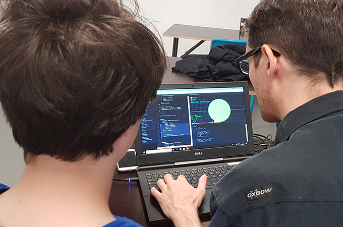 Stage d'été - Code Explorer
