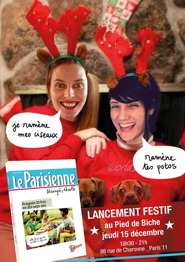 Lancement Le Parisienne