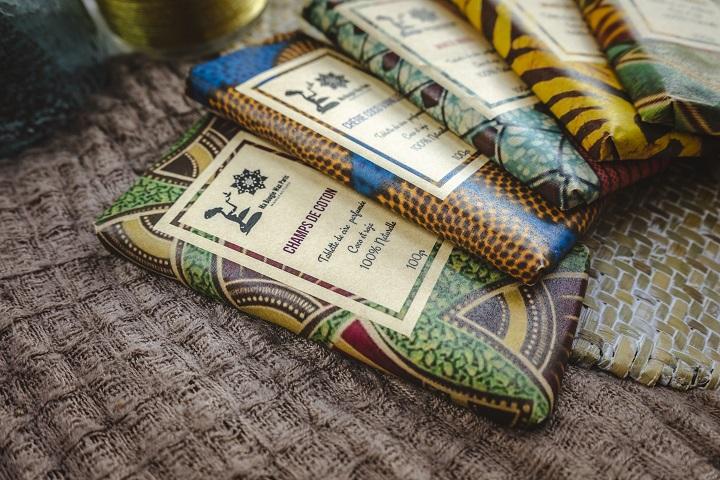 1 Tablette de cire parfumée à la cire de soja et coco #madeinfrance Ma bougie wax Paris