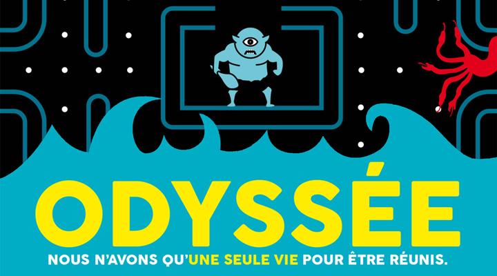 Odyssée au Théâtre Michel Galabru