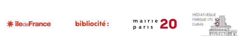 logos partenaires résidence d'auteur félix jousserand