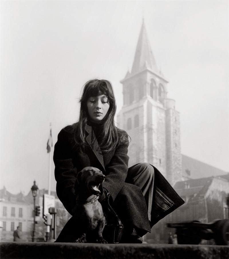 Juliette Gréco, Saint-Germain-des-Prés, 1947
