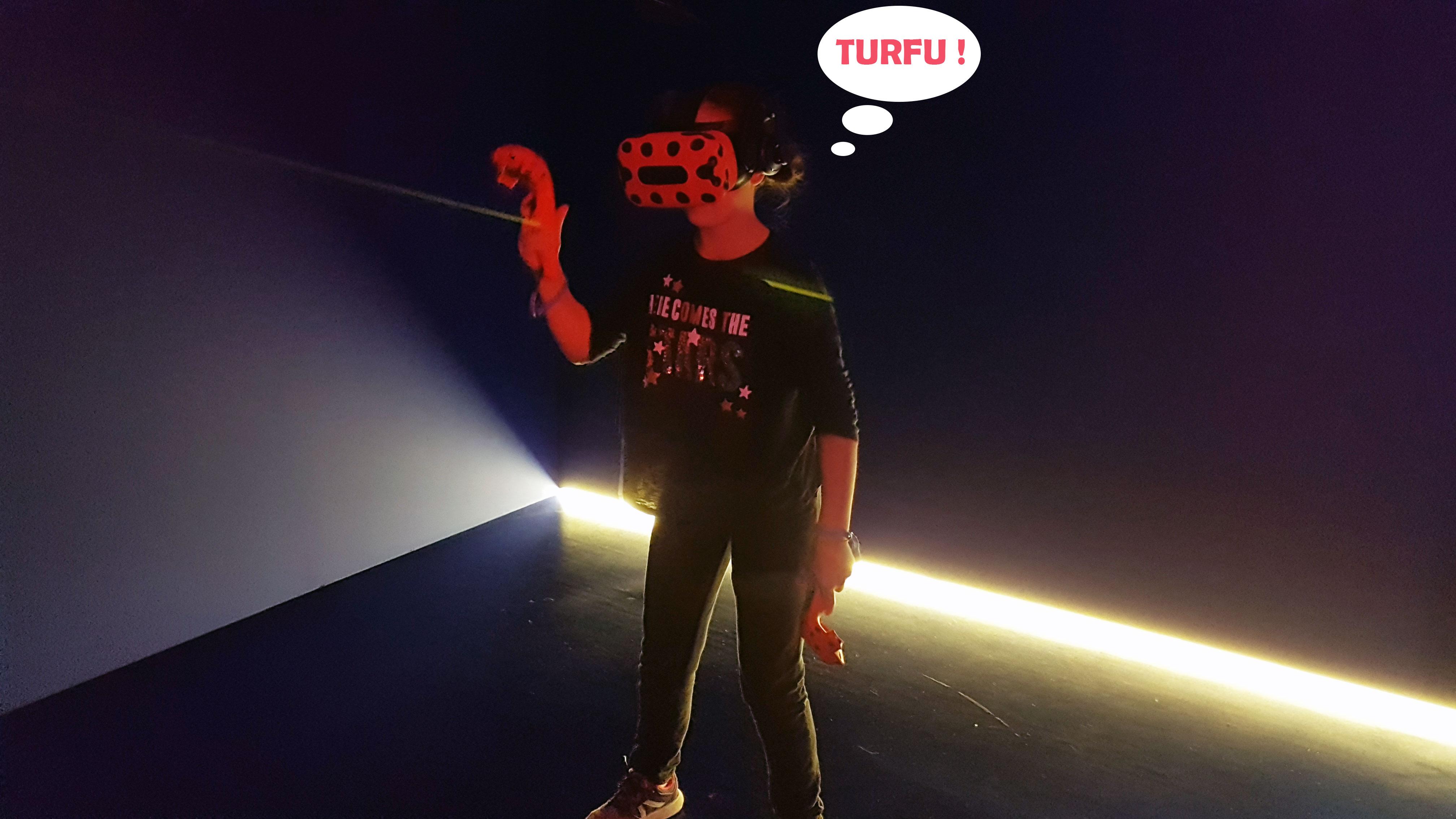 Loulou en VR - Illucity