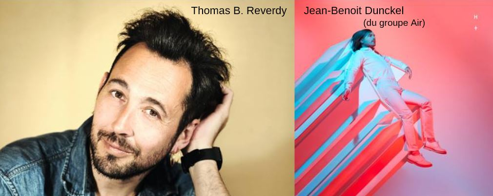 Lecture musicale : Thomas B. Reverdy & Jean-Benoit Dunckel |