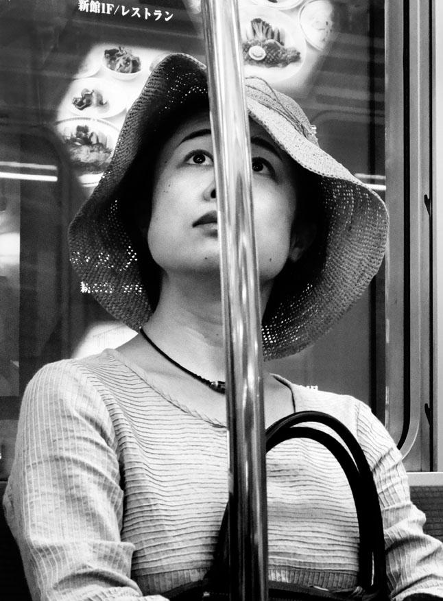 Alain Nahum, TOKYO – EYES