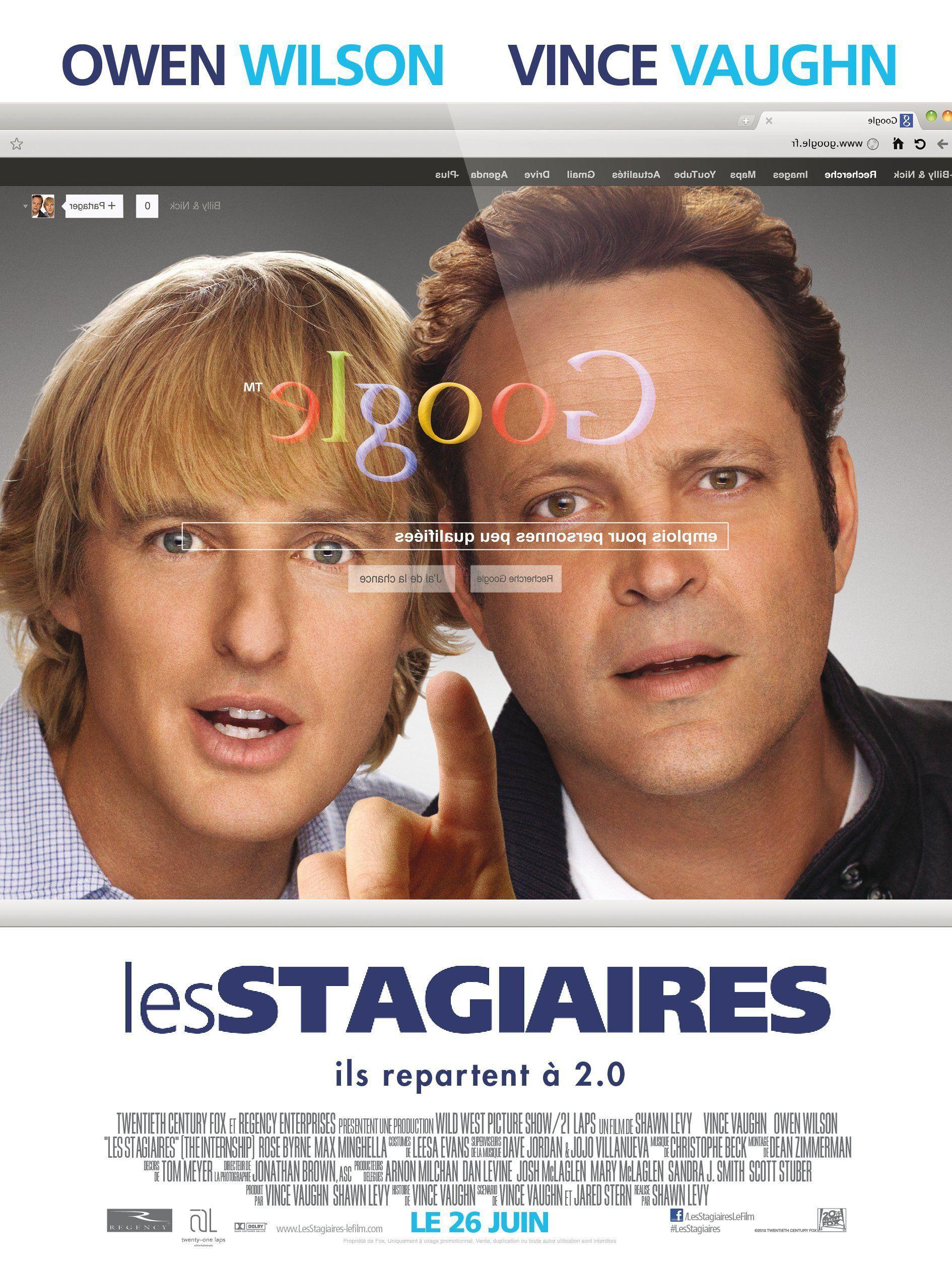 Les Stagiaires |