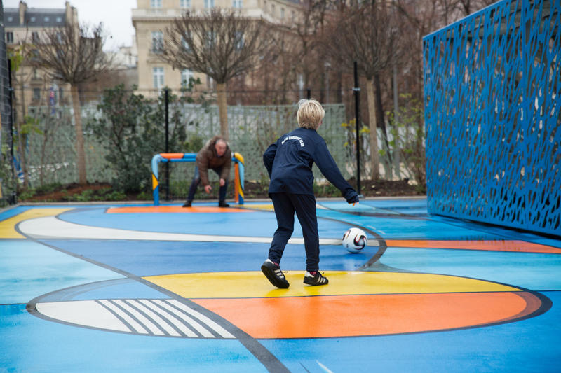 Playground Jardin Nelson Mandela
