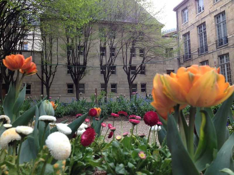 Jardin de l'Hôtel Lamoignon