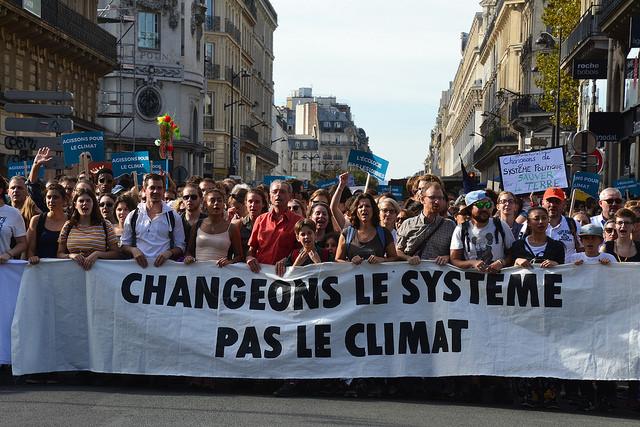L'Affaire du siècle : débat avec des militants écologistes |