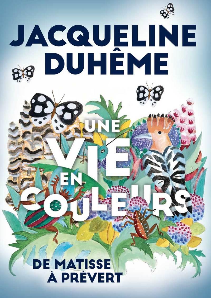 Affiche Jacqueline Duhême