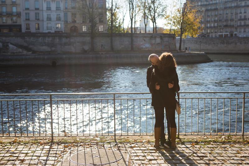 Amoureux Mairie de Paris