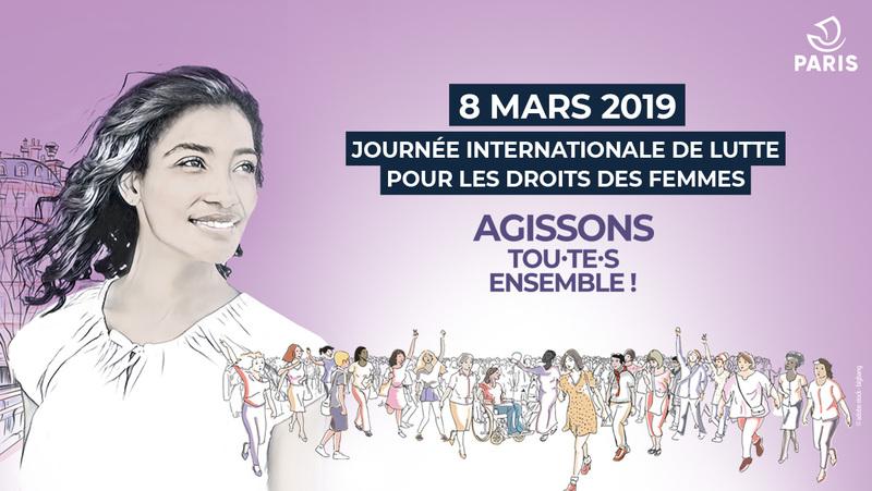 Journée internationale de lutte pour les droits des femmes