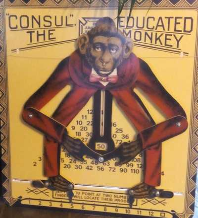 Le singe intelligent