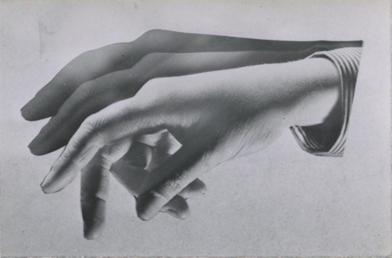 André Steiner, Étude de mains, c. 1934