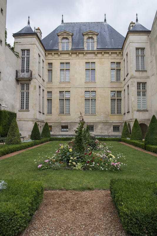 Jardin Lazare-Rachline (3e)