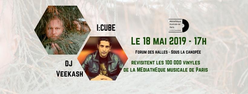DJ Veekash & I:cube...  