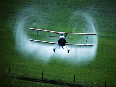 GLYPHOSATE Comment mettre fin au monopole Monsanto ?  