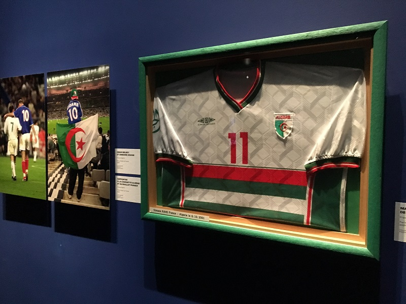 Expo foot et monde arabe