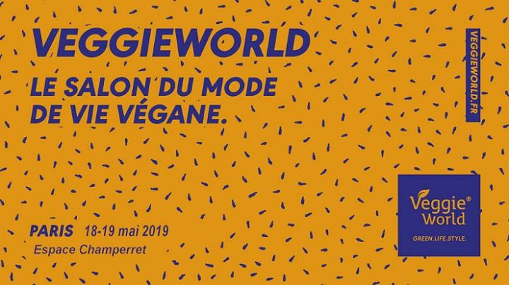 VeggieWorld Paris 2019