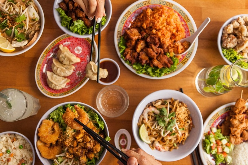 Tien Hiang restaurant asiatique végane