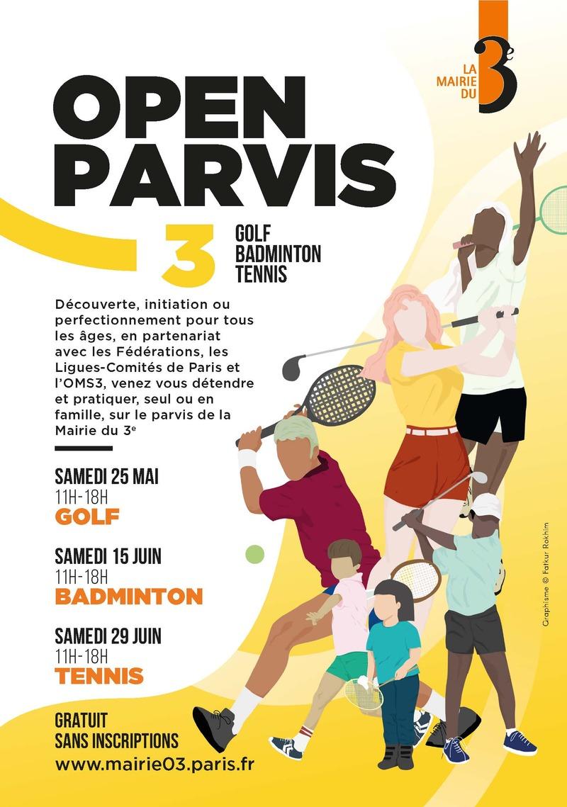 Open Parvis 3