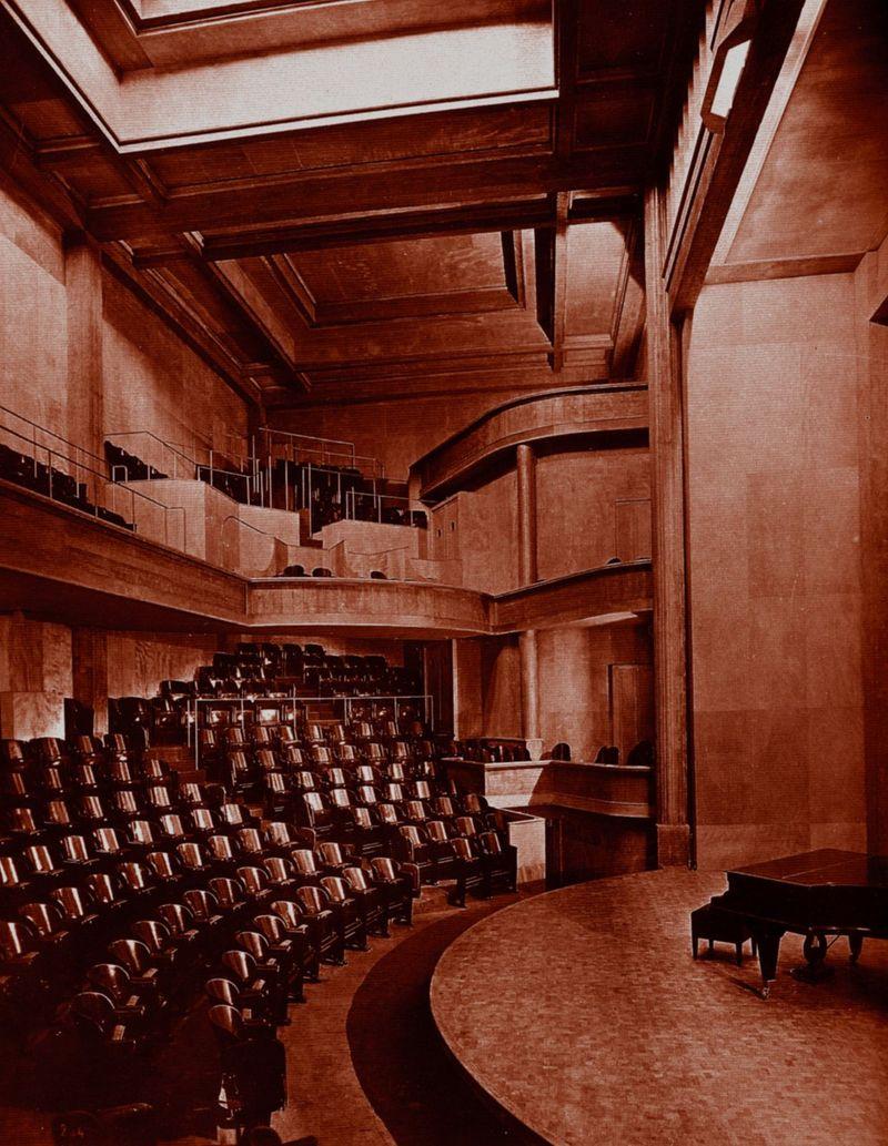 Salle Cortot Art Déco