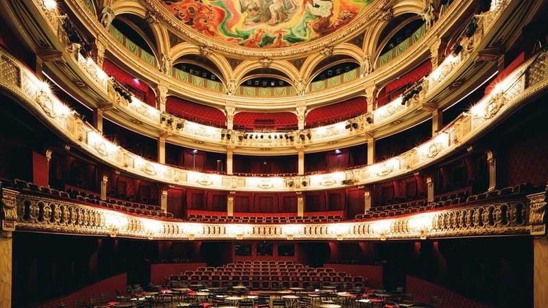 Grande salle de l'Odéon