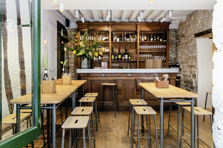 Paris, bars et caves à vins chez Parigramme